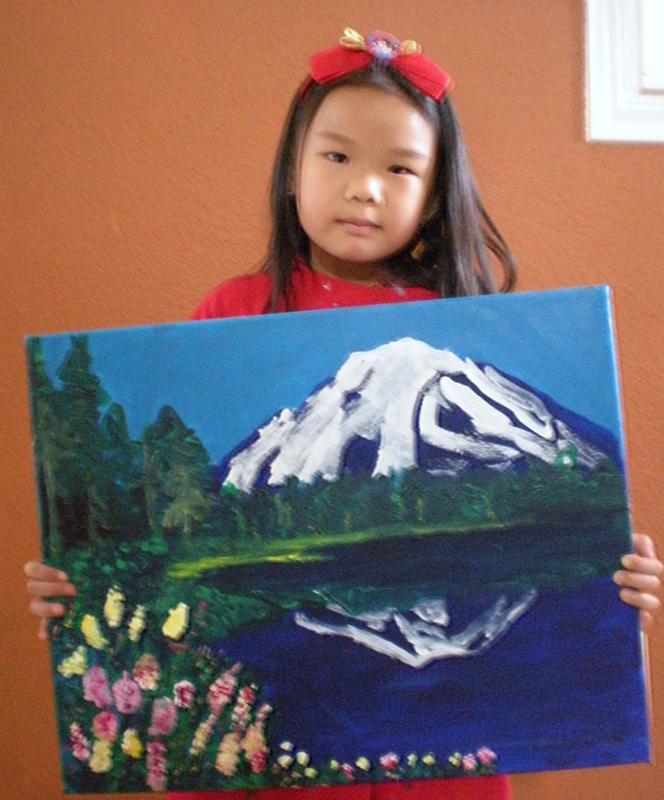 Catherine Tran Age 5